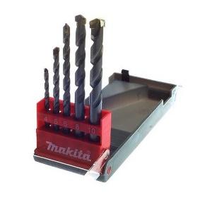 Набор сверл Makita HSS-TiN D-43359 4.5mm по металлу 10шт