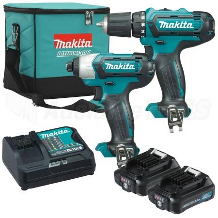 Набор инструментов Makita CLX 201 SA