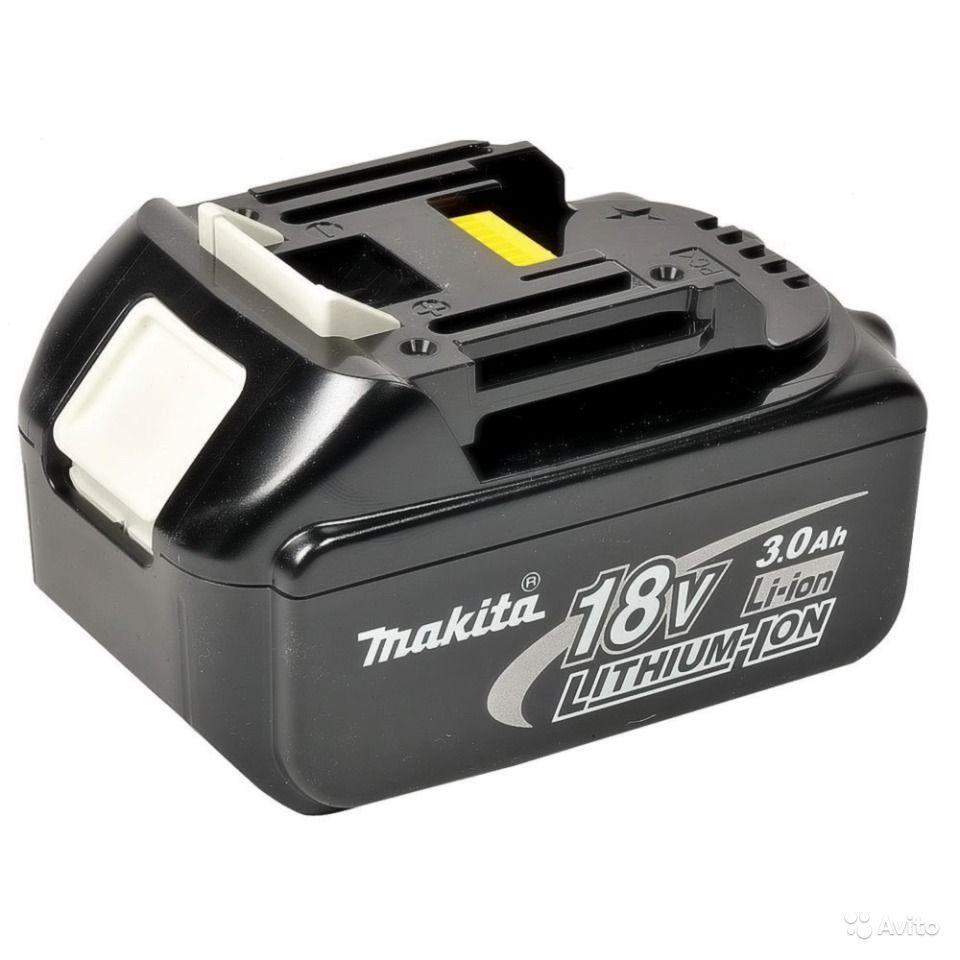 Акумулятор Li-ion BL1830 Makita 18 В (638409-2)
