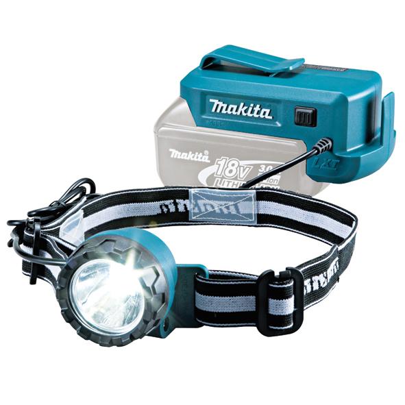 Аккумуляторный фонарь Makita STEXBML 800